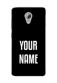 Lenovo Vibe P1 Your Name on Phone Case