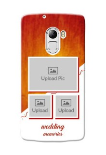 Lenovo X3 Lite Wedding Memories Mobile Cover Design