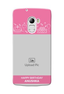 Lenovo X3 Lite plain birthday line arts Design Design