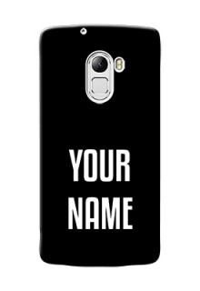 Lenovo X3 Lite Your Name on Phone Case