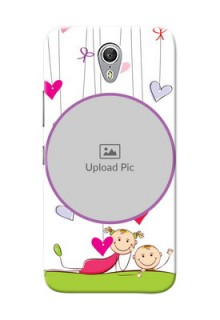 Lenovo ZUK Z1 Cute Babies Mobile Cover  Design