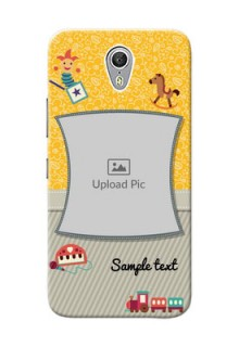 Lenovo ZUK Z1 Baby Picture Upload Mobile Cover Design