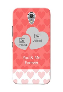 Lenovo ZUK Z1 Couples Picture Upload Mobile Cover Design
