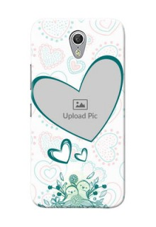 Lenovo ZUK Z1 Couples Picture Upload Mobile Case Design