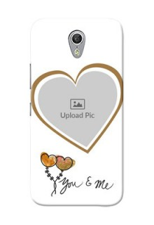 Lenovo ZUK Z1 You And Me Mobile Back Case Design