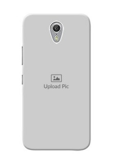 Lenovo ZUK Z1 Full Picture Upload Mobile Back Cover Design