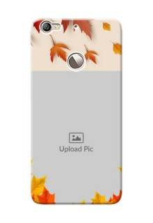 LeTV Le 1s autumn maple leaves backdrop Design