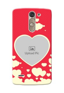 LG G3 Stylus Love Symbols Mobile Case Design