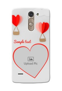 LG G3 Stylus Love Abstract Mobile Case Design