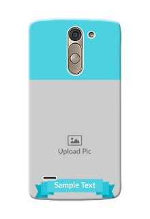LG G3 Stylus Simple Mobile Back Cover Design