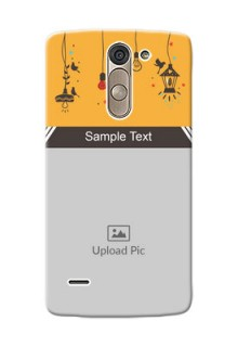 LG G3 Stylus my family design with hanging icons Design Design