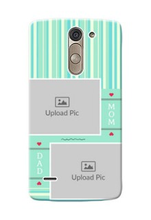 LG G3 Stylus mom and dad image holder Design Design