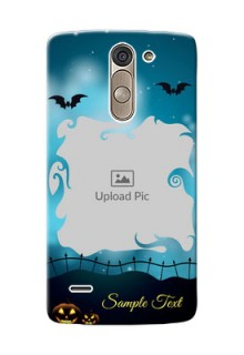 LG G3 Stylus halloween design with designer frame Design