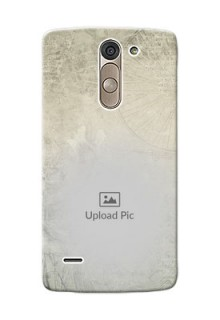 LG G3 Stylus vintage backdrop Design