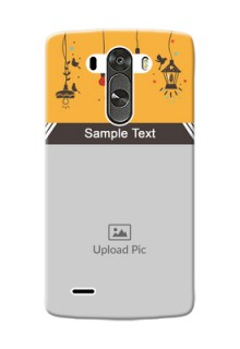 LG G3 my family design with hanging icons Design Design