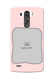 LG G3 A happy family with polka dots Design