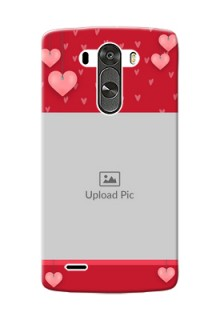 LG G3 valentines day couple Design