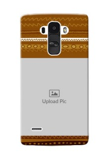 LG G4 Stylus Friends Picture Upload Mobile Cover Design