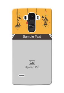 LG G4 Stylus my family design with hanging icons Design Design