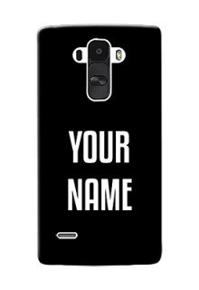 Lg G4 Stylus Your Name on Phone Case