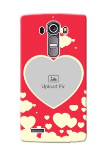 LG G4 Love Symbols Mobile Case Design