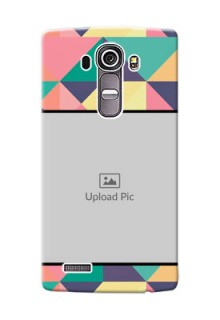 LG G4 Bulk Picture Upload Mobile Case Design