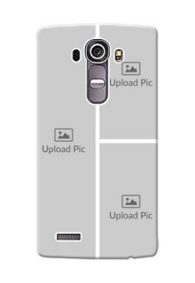 LG G4 Multiple Picture Upload Mobile Cover Design