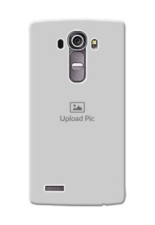 LG G4 Full Picture Upload Mobile Back Cover Design