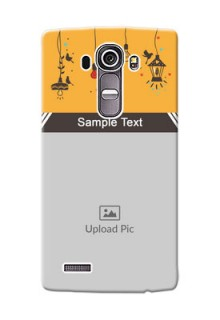 LG G4 my family design with hanging icons Design Design