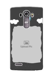 LG G4 splashes backdrop with love doodles Design