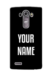 Lg G4 Your Name on Phone Case