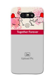 LG G5 Just You And Me Mobile Back Case Design