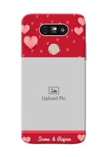 LG G5 valentines day couple Design