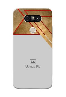 LG G5 gradient abstract texture with stylish pattern Design