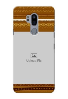 LG G7 Plus Mobile Covers: Friends Picture Upload Design