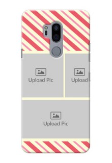 LG G7 Thinq Back Covers: Picture Upload Mobile Case Design