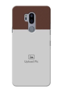 LG G7 Thinq personalised phone covers: Elegant Case Design