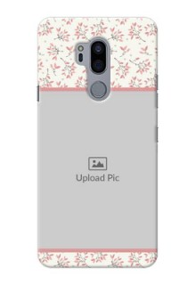 LG G7 Thinq Back Covers: Premium Floral Design