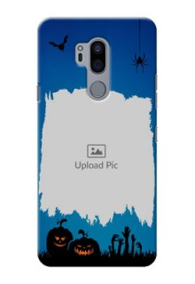LG G7 Thinq mobile cases online with pro Halloween design