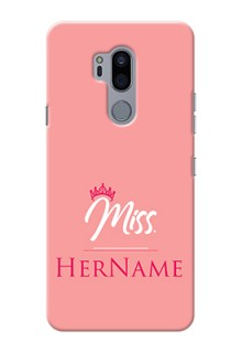 Lg G7 Thinq Custom Phone Case Mrs with Name