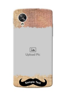 LG Nexus 5 modern cloth texture Design Design