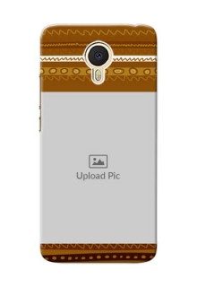 Meizu M3 Note Friends Picture Upload Mobile Cover Design