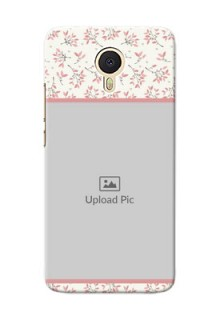 Meizu M3 Note Floral Design Mobile Back Cover Design