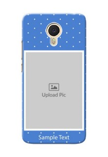 Meizu M3 Note 2 image holder polka dots Design
