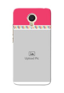 Meizu M3 Note  line art Design