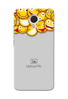 Meizu M3 Note smileys pattern Design