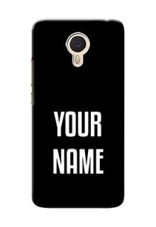 Meizu M3 Note Your Name on Phone Case