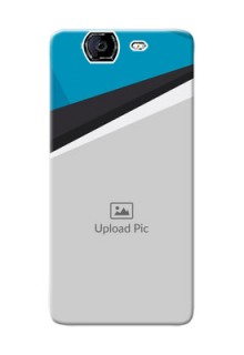 Micromax A350 Simple Pattern Mobile Cover Upload Design