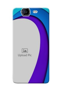 Micromax A350 Simple Pattern Mobile Case Design
