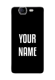 Micromax A350 Your Name on Phone Case